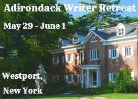 Adirondack Writer Retreat Sidebar May-June 2014
